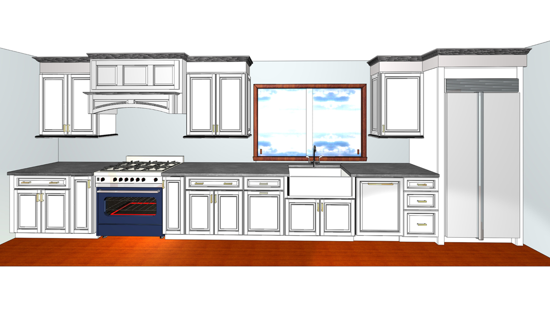 Kitchen Design Services Entrancing Kitchen Services  Sterling Kitchen Design Design Ideas